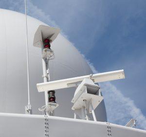 radar statków